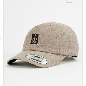 Volcom Pixel Stone strapback hat